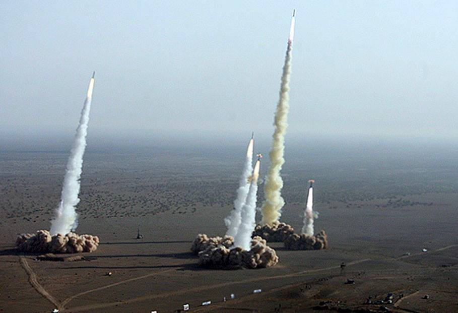 Iran space agency missiles
