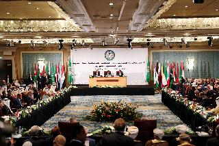 Arab League ministers meeting in Cairo