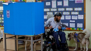 Israelis are going to the polls for fourth time in two years