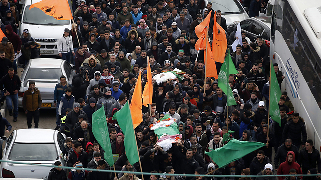 Terrorist funerals have become a breeding ground for violence and incitement against Israel