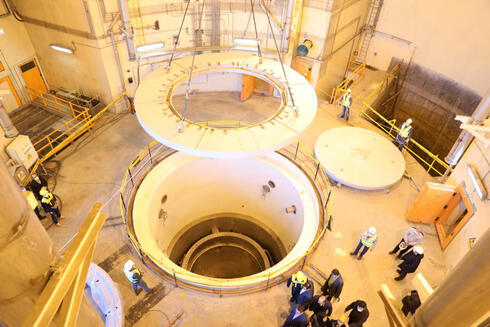 Iran's nuclear water reactor in Arak