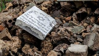 Jewish cemetery in the Lebanese capital