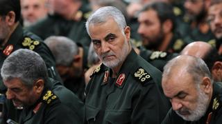 Qassem Soleimani was killed in U.S. strike in Baghdad