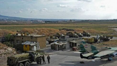 The T-4 airbase in Syria