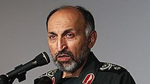 Mohammad Hejazi Deputy chief of the Revolutionary Guard Corps Quds force