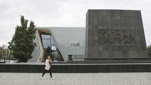 POLIN Museum of the History of Polish Jews in Warsaw