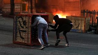 Recent clashes between Palestinians and Border Police in Hebron