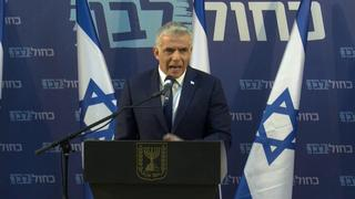 Blue & White party leader Yair Lapid slams Benny Gantz for splitting Blue & White