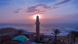 Sidna Ali Mosque, located in the northern part of Herzliya