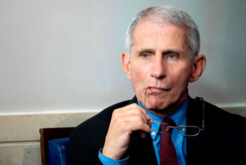 U.S. infectious disease expert Dr. Anthony Fauci