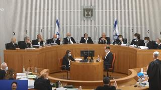 High Court hears petitions against the coalition agreement between Likud and Blue & White parties