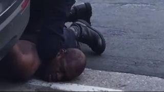 The murder of George Floyd by a Minneapolis police officer