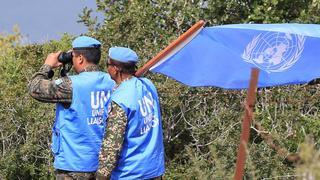 UNIFIL forces in South Lebanon