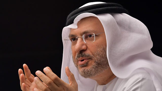 Anwar Gargash, UAE Minister of State for Foreign Affairs
