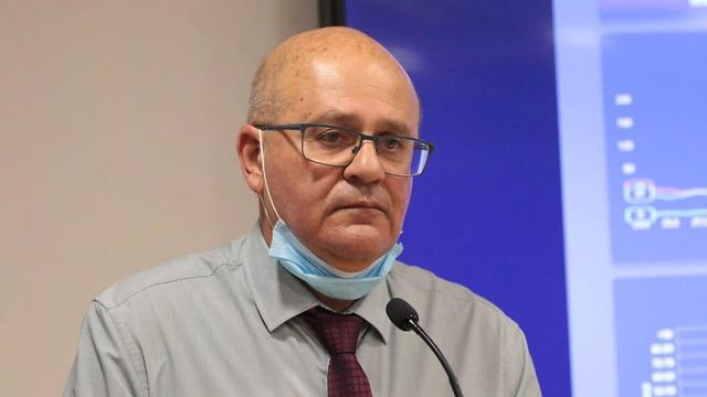 Health Ministry Director-General Prof. Hezi Levy