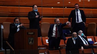Furious ultra-Orthodox MKs after Knesset vote on gay conversion therapy