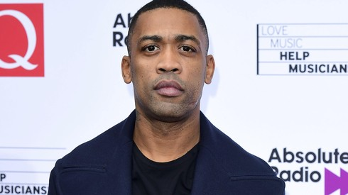 Wiley during an event in London in 2017