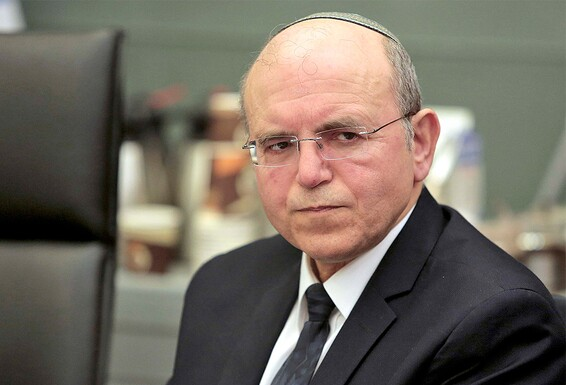 National Security Adviser Meir Ben Shabat