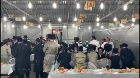Ultra Orthodox in Ukraine pilgrimage gather without observing social distance