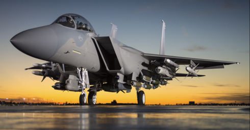 Boeing F-15EX designated as Israel's next fighter bomber
