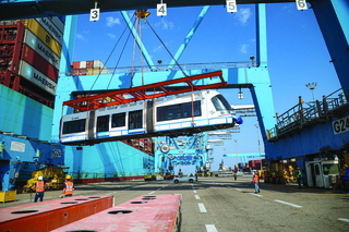 Plans for a metro across central Israel have been put on hold