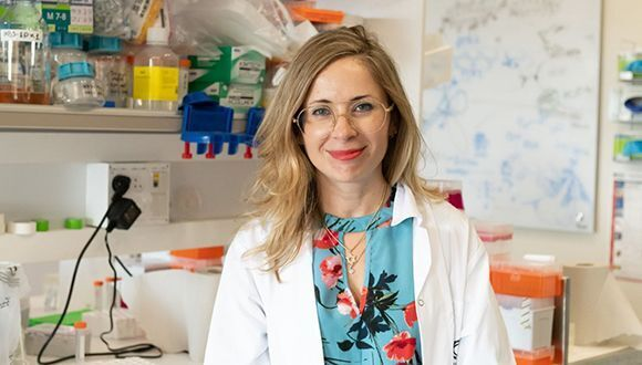 Dr. Natalia Freund, researcher at the Tel Aviv University Medical School said to have found cure for COVID-19