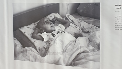 Photographer Meital Dor captures the last weeks in life of a Palestinian toddler sick with neuroblastoma