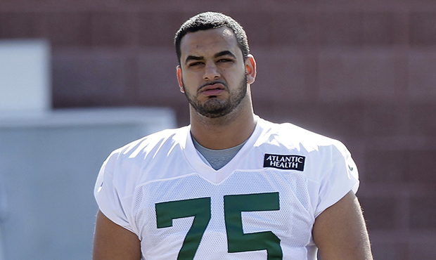 NFL player Oday Aboushi hoping to highlight the plight of Palestinians