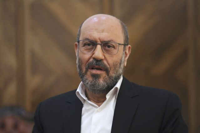Iranian presidential candidate Hossein Dehghan