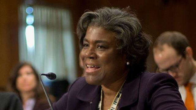 Linda Thomas-Greenfield tapped to be U.S. ambassador to the UN in the Biden administration
