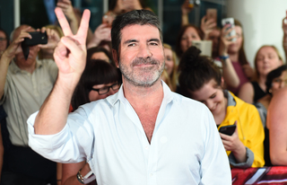 X Factor creator and judge Simon Cowell