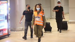 Israelis returning from Dubai being taken to isolate in government-run hotels on Wednesday