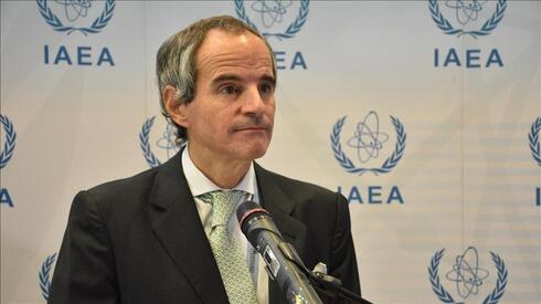 UN atomic watchdog chief Rafael Grossi