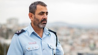 Northern District chief Shimon Lavi