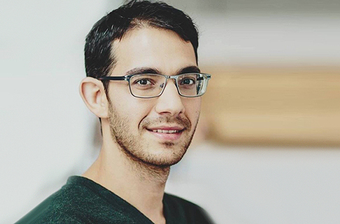 Roee Eilat, Research Scientist Manager at Facebook's R_altD hub in Israel