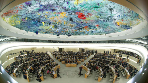 The UN Human Rights Council during a February 2020 session