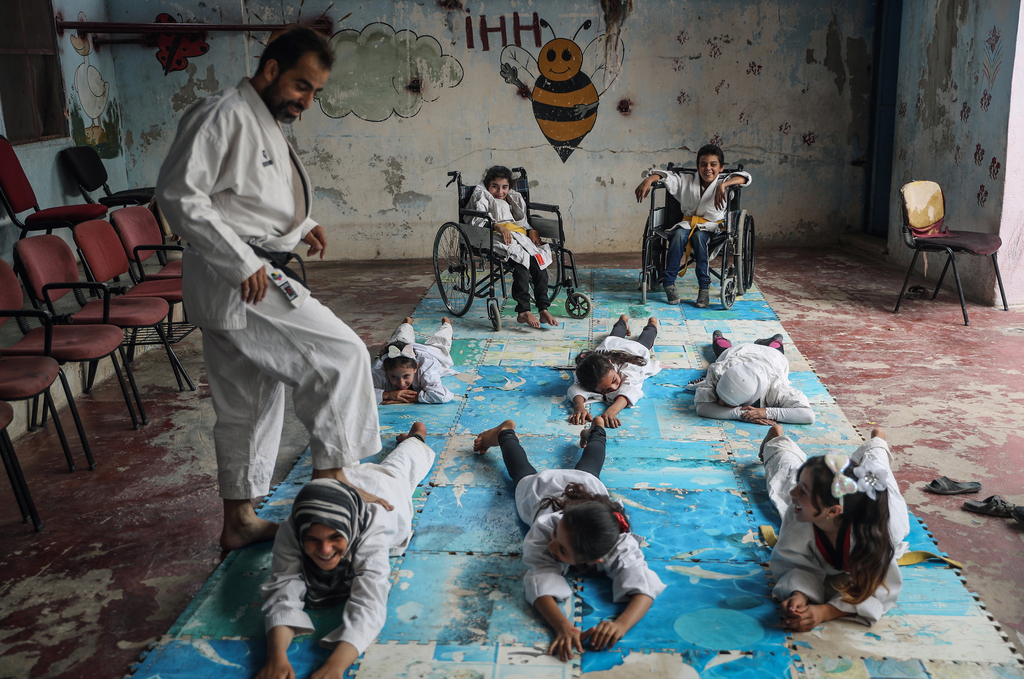 Syria: Sport and Fun Instead of War and Fear