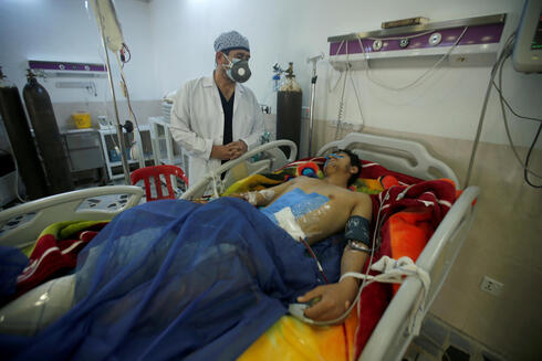 One of the wounded in the attack attributed to Iran