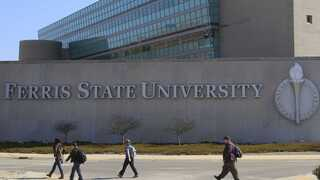 Ferris State University in Michigan