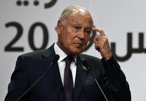 Ahmed Aboul Gheit Former ambassador to the United Nations reappointed veteran Egyptian diplomat as the secretary general of the Cairo-based Arab League