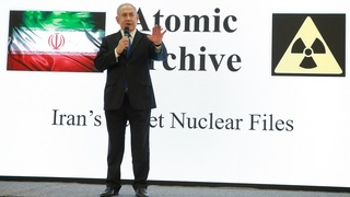 Netanyahu presents new evidence about Iran's nuclear program