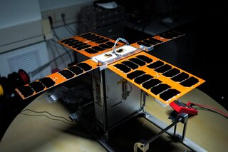 The nanosatellites developed for the Adelis-SAMSON mission