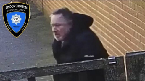 Suspect in possible anti-Semitic attack on a Haredi woman in Stamford Hill on Thursday