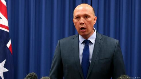 Peter Dutton, Australia's Minister for Home Affairs