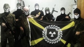 Members of the Atomwaffen Division