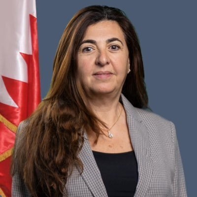 Houda Nonoo former Bahraini ambassador to the U.S. currently serves on the board of the Association of Gulf Jewish Communities
