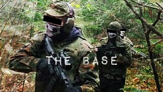 A still form The Base recruitment video