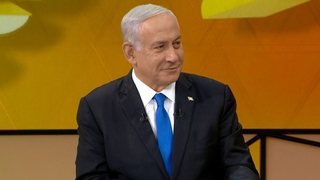 Prime Minister Benjamin Netanyahu on the campaign trail ahead of the March 2021 elections