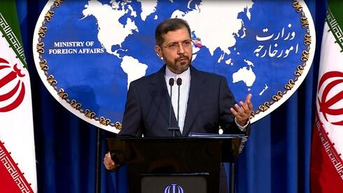 Spokesman of the Iranian Foreign Ministry Saeed Khatibzadeh