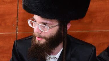 Simcha Bunim Diskind was among the 45 killed in the Meron disaster
